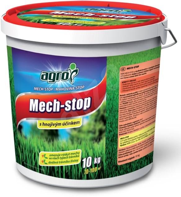 prípravok proti machu na trávnik