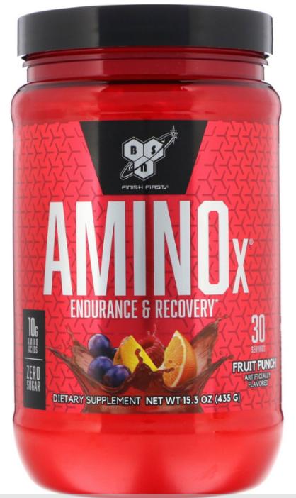 najlepšie aminokyseliny