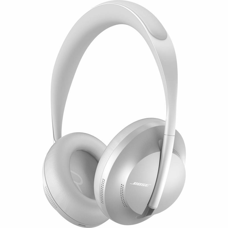 najlepšie pre zvukové súbory Bezdrôtové slúchadlá BOSE 700 s potlačením hluku