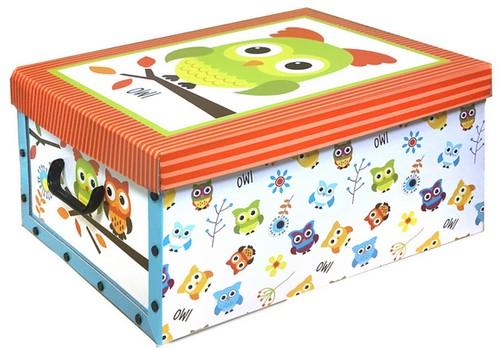 detské úložné boxy