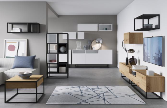 moderná obývacia zostava