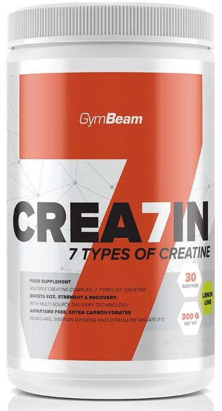 top kreatín na rast svalov