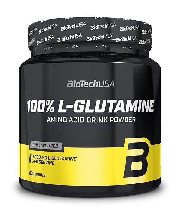 glutamín na chudnutie