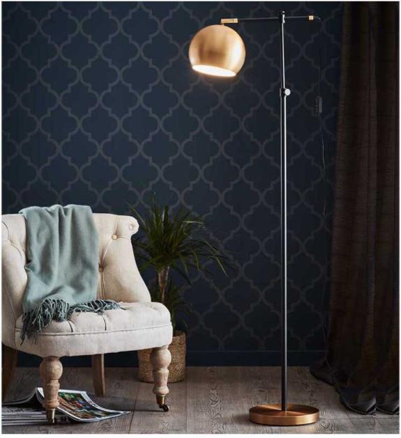 ako vybrať lampu