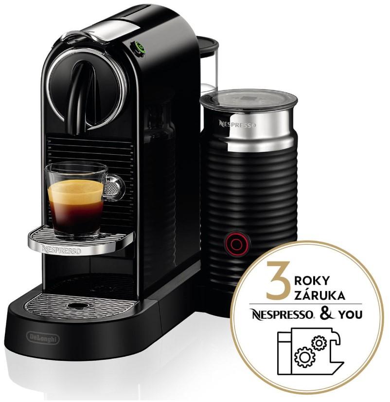 najlepší nespresso kávovar