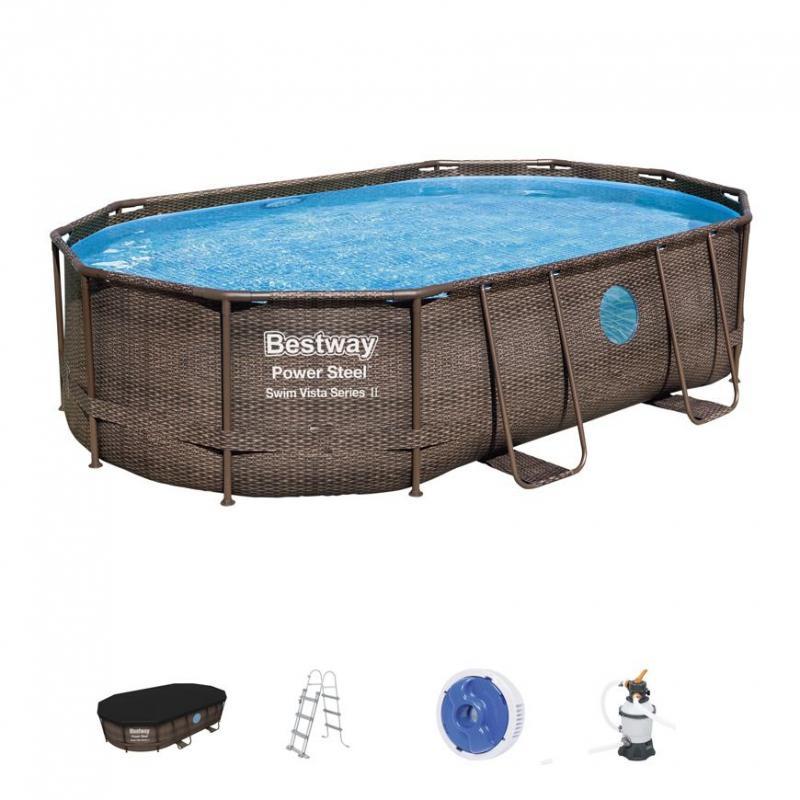nadzemný bazén najlepší