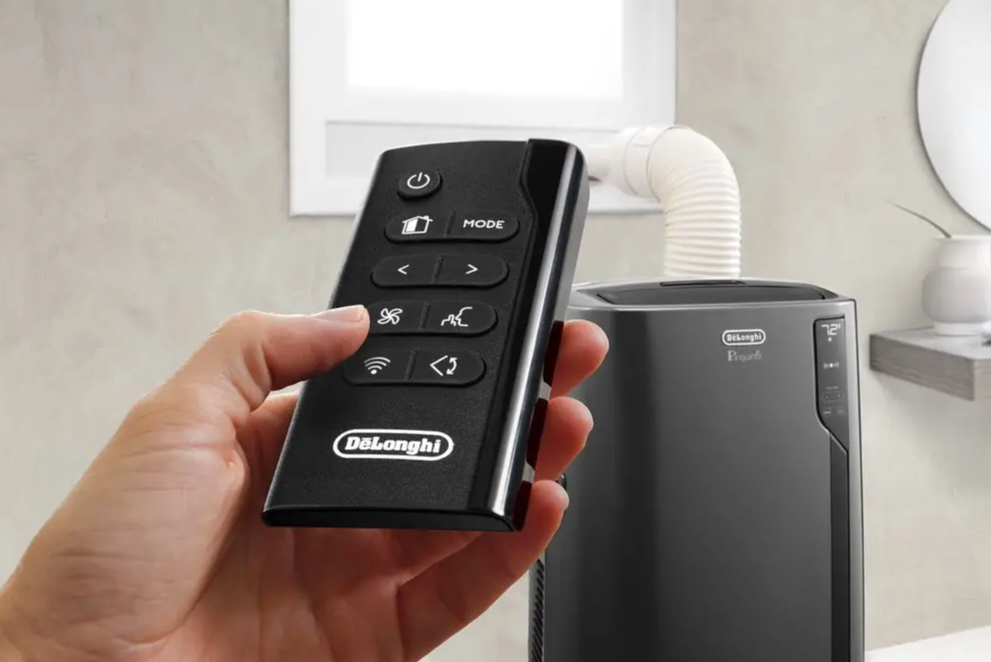 mobilná klimatizácia s wifi