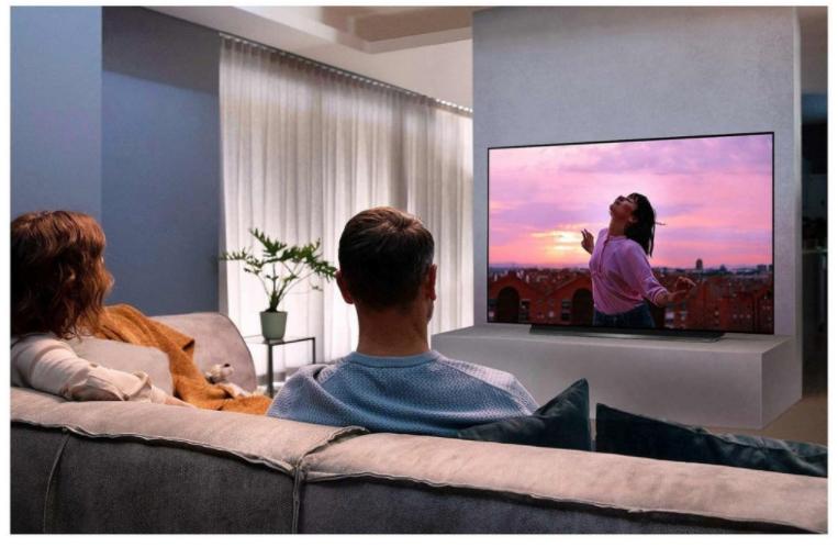 LG OLED55CX OLED televízor
