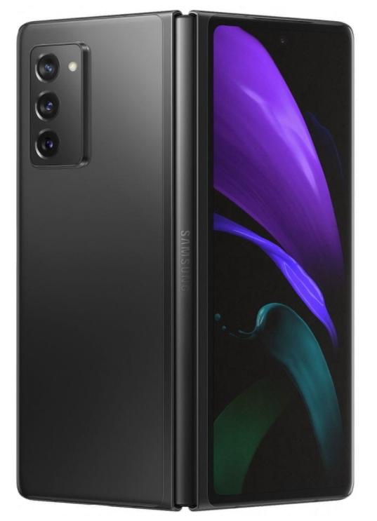 Samsung Galaxy Z Fold 2 telefón