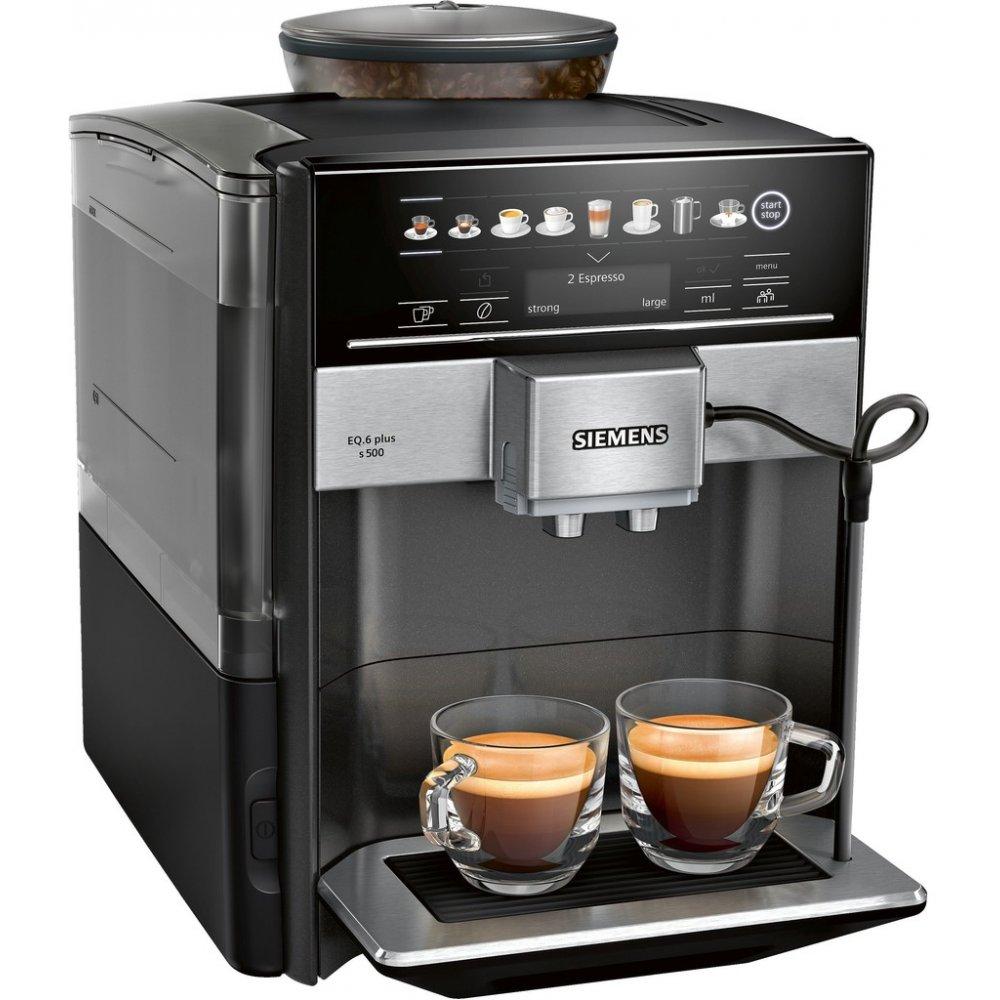 Siemens kávovary