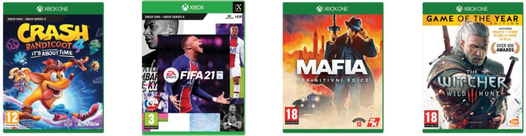 najlepšie hry na Xbox One
