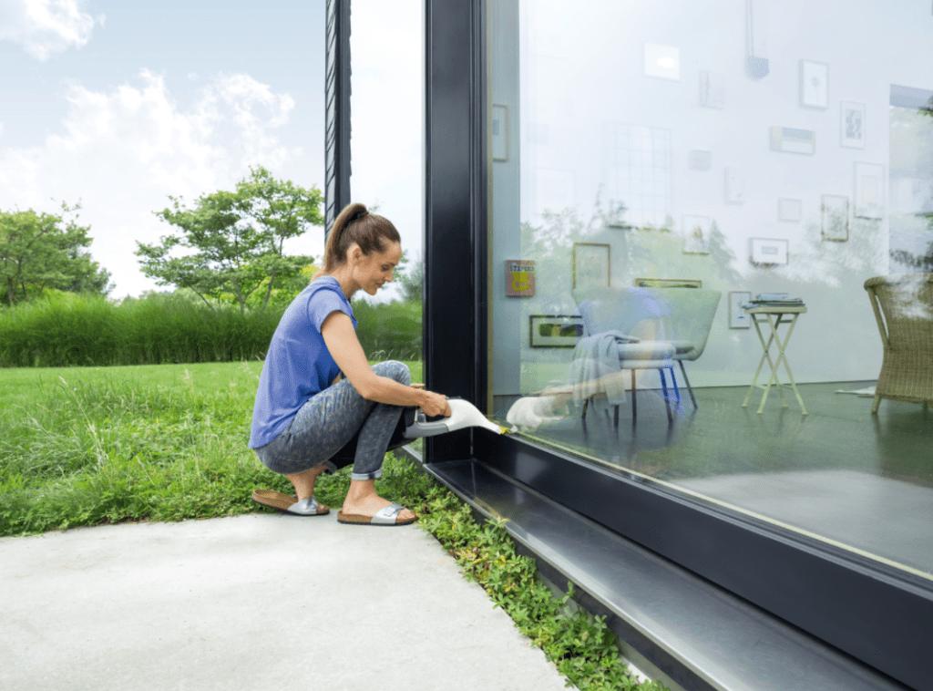 ako vybrať čistič na okná