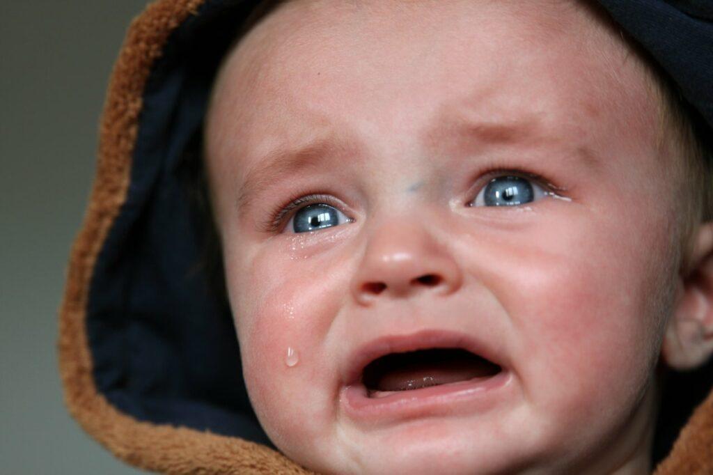 ako utíšiť plač bábätka?