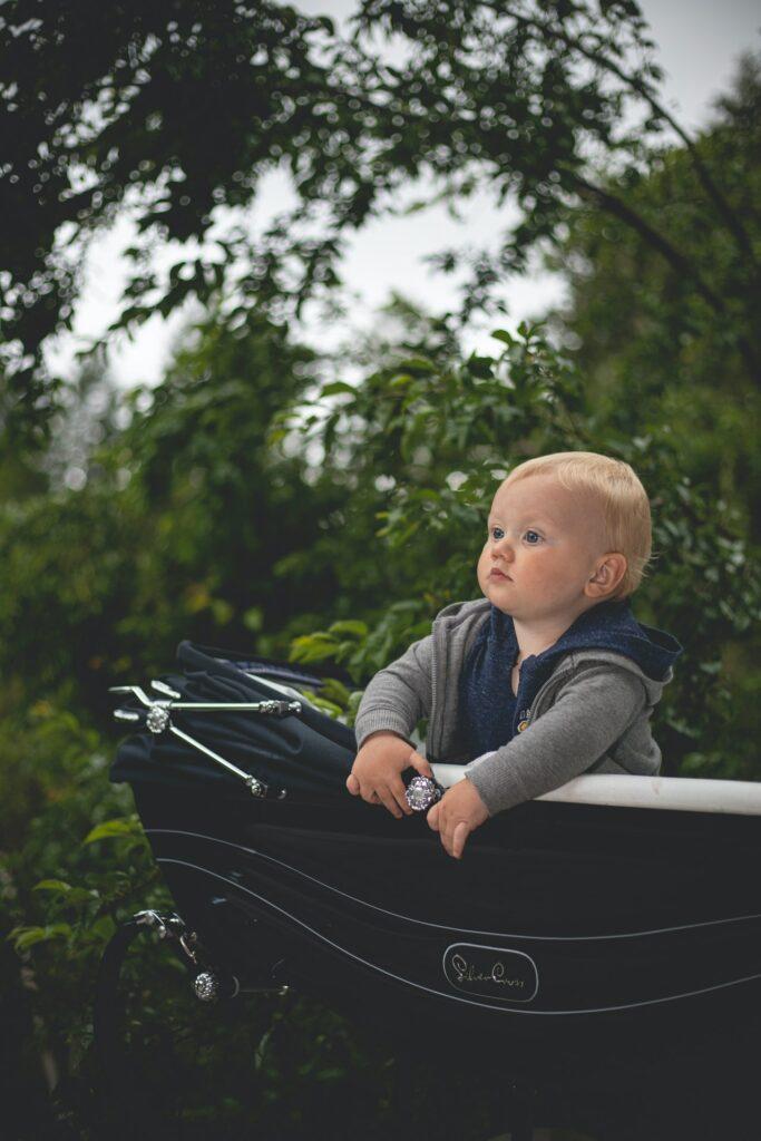 kočík pre novorodenca
