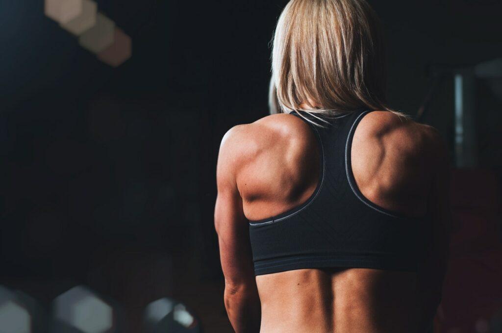 proteiny na rast svalov
