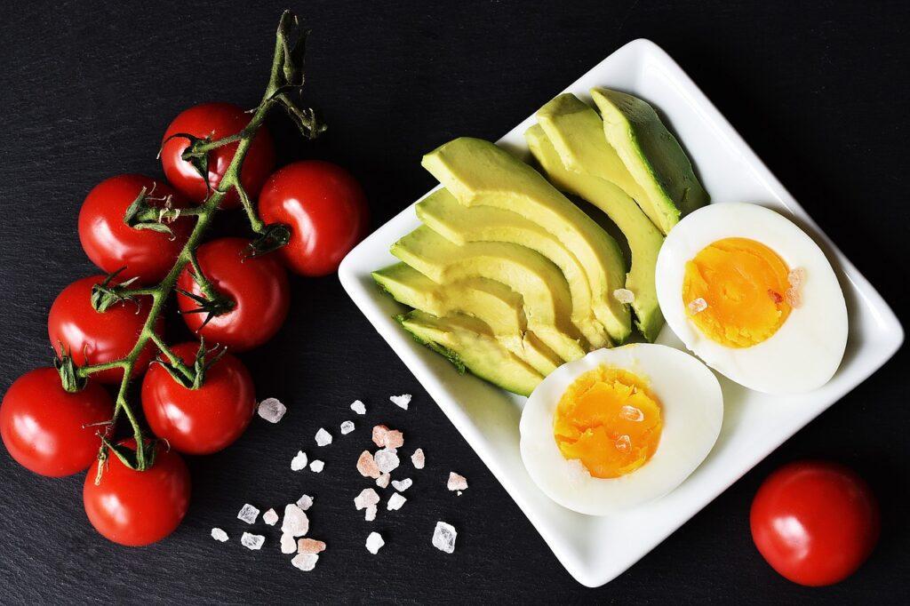strava ketogénna diéta