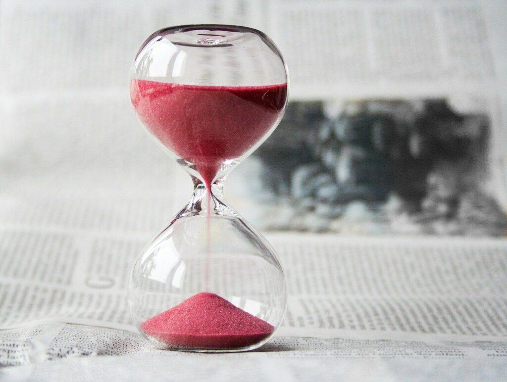 presýpacie hodiny
