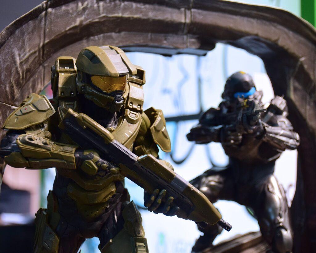 herná konzola Xbox