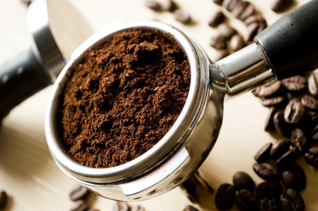 pomletá káva