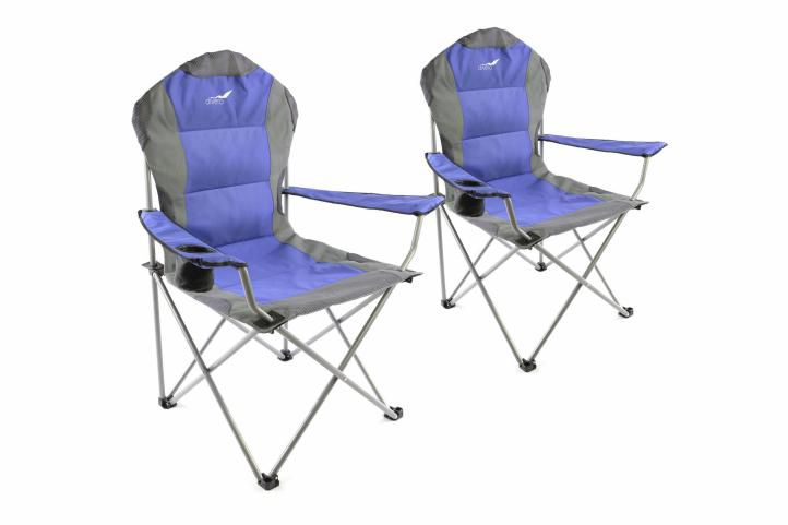 kempingové stoličky