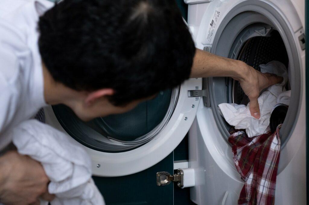 ako naplniť práčku