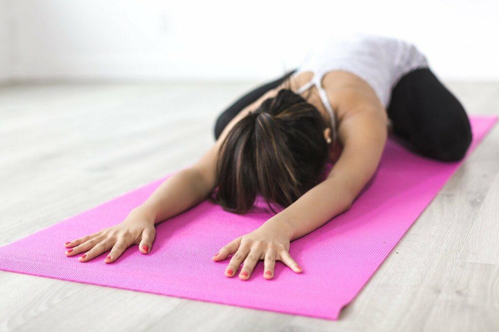 joga tipy na cvičenie
