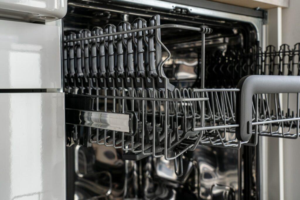 funkcie umývačky riadu