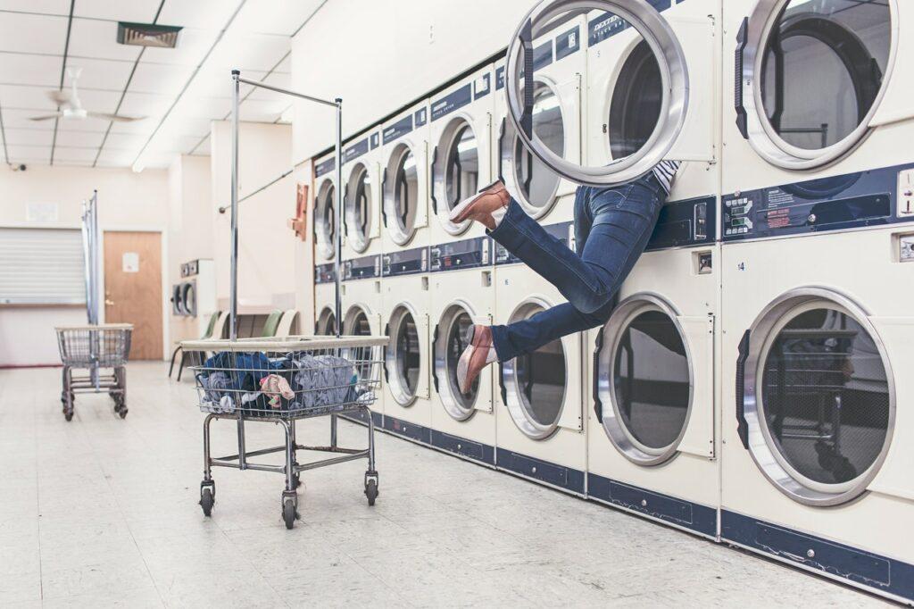 správna údržba práčky