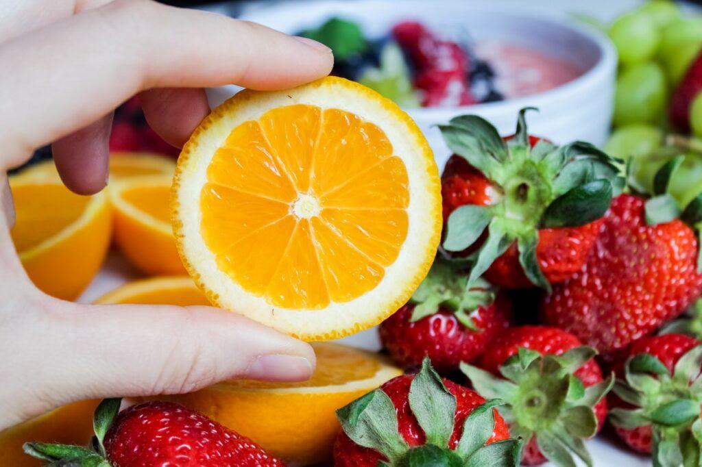 najlepšie zdroje vitamínu C