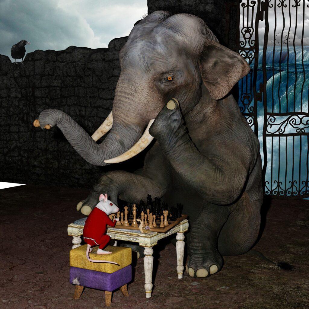 kráľovská hra šach