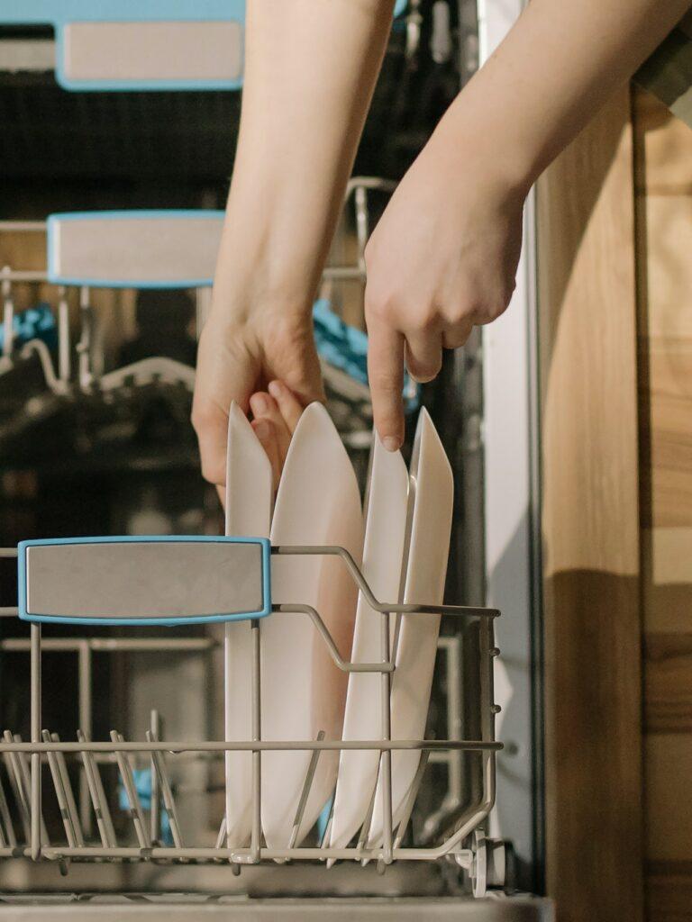 usporiadanie v umývačke riadu