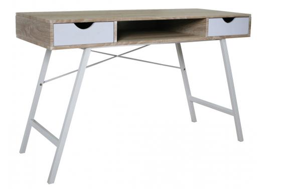 pracovný stôl škandinávsky štýl