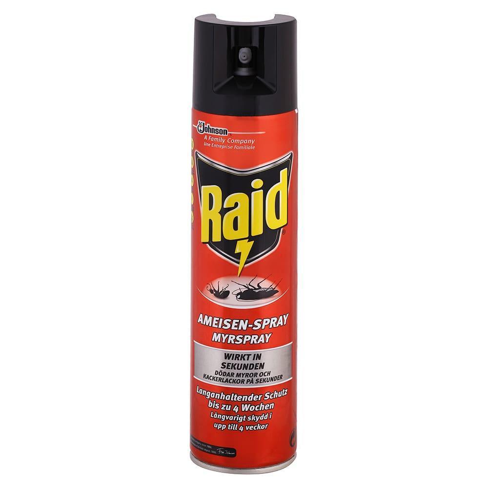 RAID sprej proti mravcom