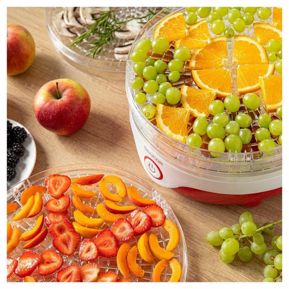 ako sušiť ovocie?