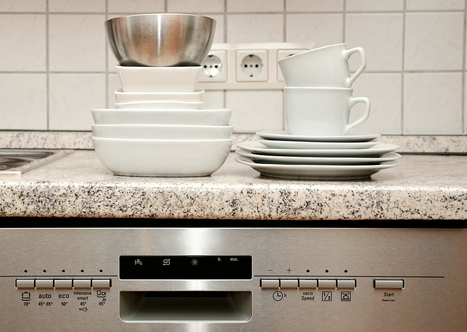 smart umývačka riadu